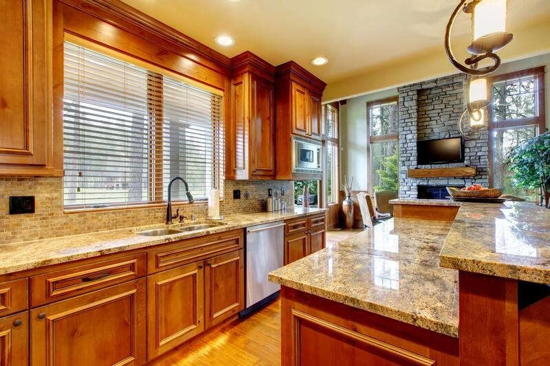 professional kitchen countertops service